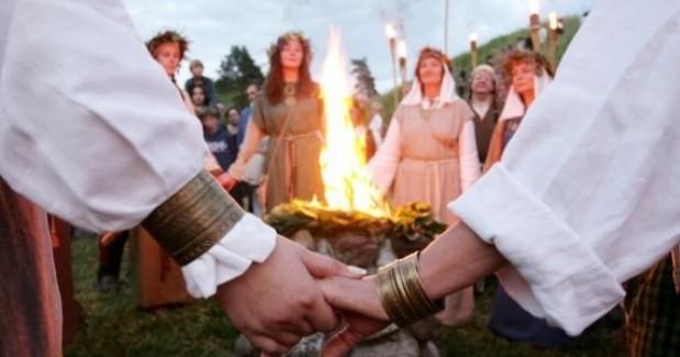 uguns rituals