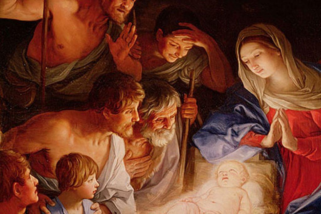 jezus kristus dzimsanas diena