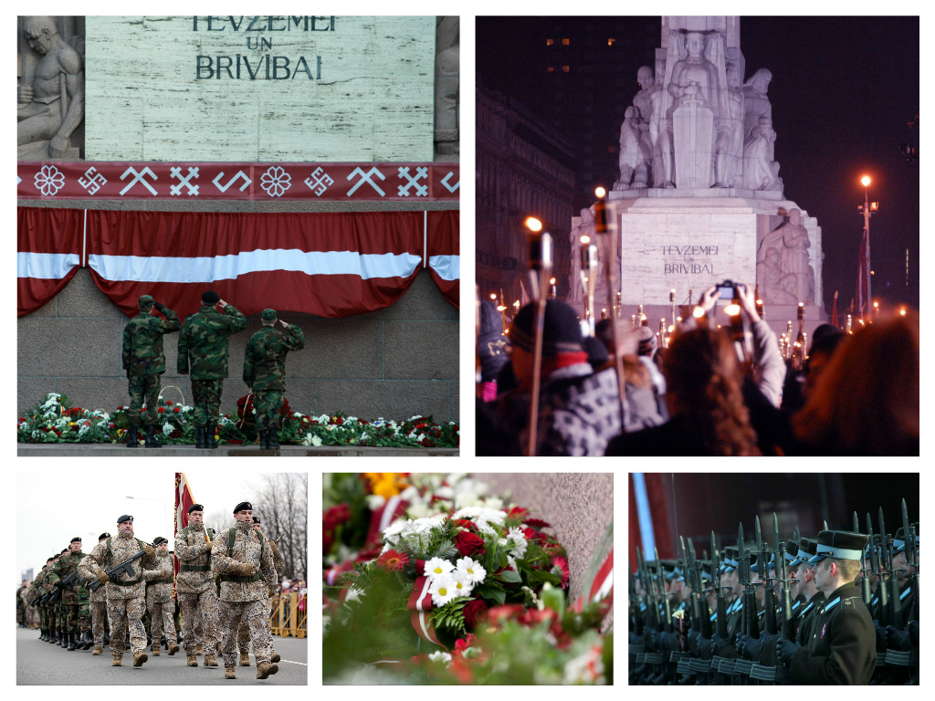 latvijas proklamesanas diena