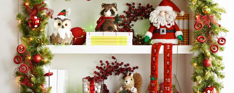 ziemassvetku dekoracijas
