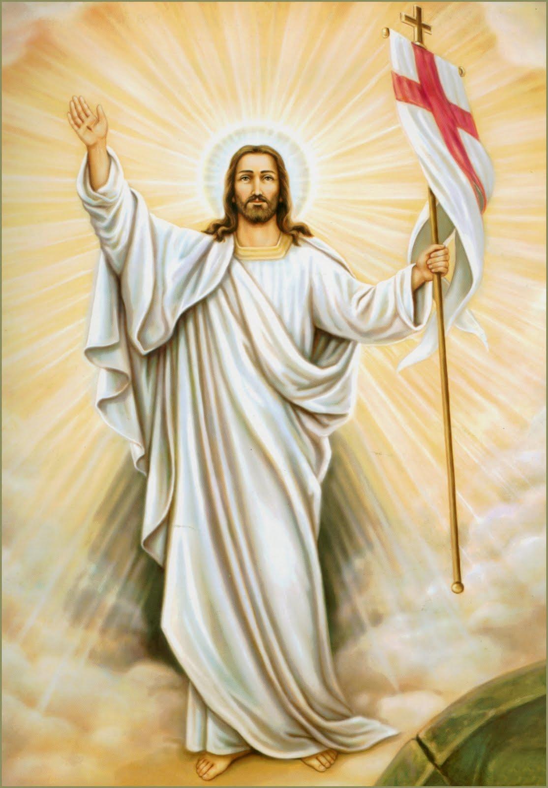 jezus kristus augsamcelsanas